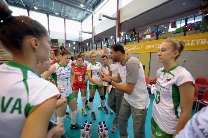 Петър Дочев: Въпреки, че не играхме мачове за медали, съм доволен от отбора и крайния резултат