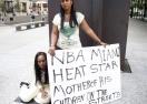 Звезда от НБА остави семейството си на улицата