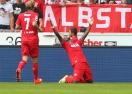 Кьолн матира Щутгарт за първа победа след завръщането (видео)