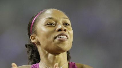 Филикс диамантена шампионка на 200 м с резултат №1 в света