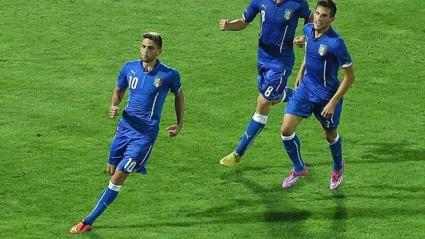 Италия се върна в играта след зрелищен обрат от 0:2 срещу Сърбия