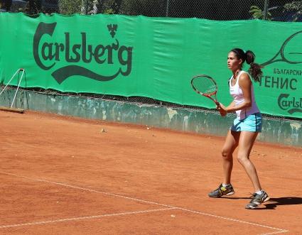 Шиникова е финалистка на двойки в Белград