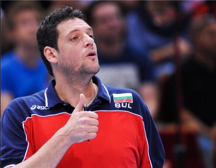 Пламен Константинов: Рискувах да дам почивка на титулярите, за да играят срещу Русия