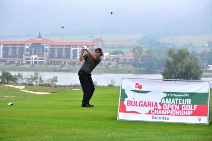 Приключи Откритото първенство на България по голф