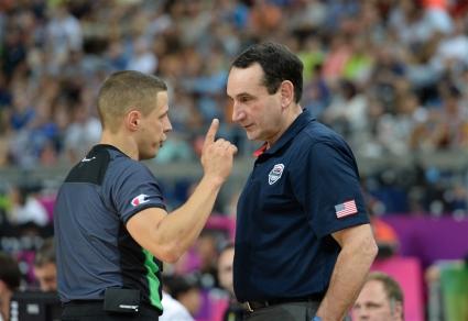 Coach K пише история със САЩ, не е губил вече 60 мача