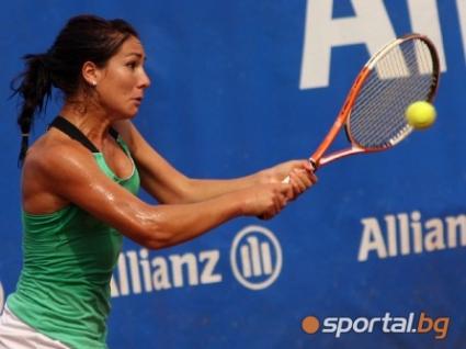 Елица Костова на победа от основната схема на турнира на WТА в Хонконг