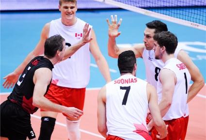 Канада измъкна чисто 3:0 от Китай и изпревари България