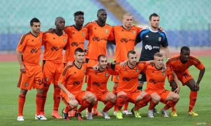 Литекс загуби с 1:2 от Локомотив (Горна Оряховица) в контрола