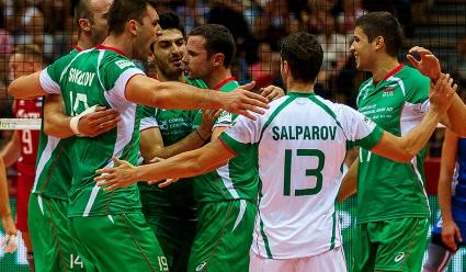 България стартира от 5-о място в Група F на Мондиал 2014