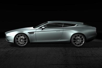Не сте виждали Aston Martin Virage Shooting Brake Zagato, нали?