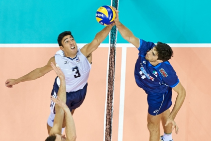 Италия загуби от САЩ с 1:3 и продължи напред след 3 неуспеха (ВИДЕО + СНИМКИ)