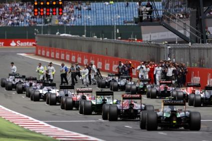 Първа чернова на Ф1 календара за сезон 2015