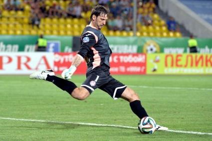 Вратар победи Пеев и Сираков в анкета за най-добър играч на Амкар