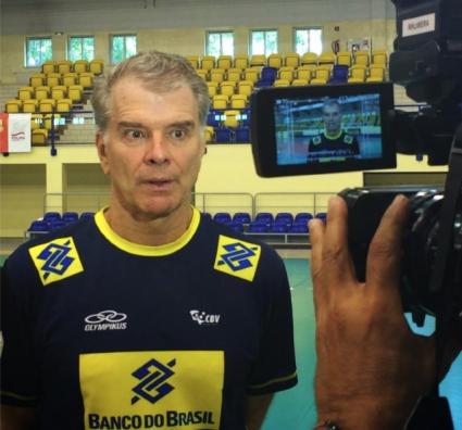 Бернардо Резенде: Българите играят много силов волейбол