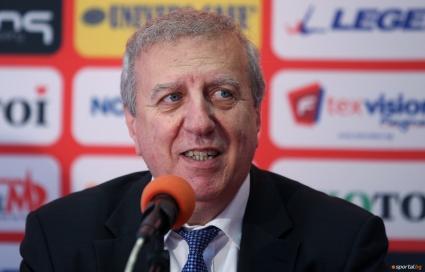 Томов: Ще изчистя дълговете до края на 2015, хора от върховете на държавата пречат на ЦСКА
