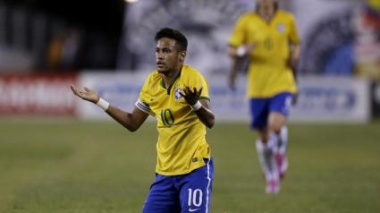 Вижте какъв пропуск направи Неймар срещу Еквадор (видео)