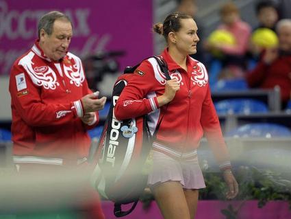Надя Петрова спира с тениса, Звонарьова не мисли за отказване