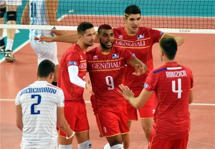 Франция обърна Аржентина с 3:1 в Бидгошч