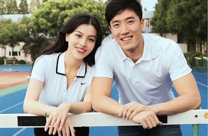 Ксианг Лю се ожени за 23-годишна тв звезда