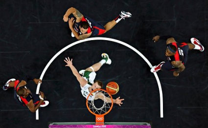 Литва е препятствието между САЩ и финала на световното