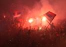 20 хиляди посрещнаха националите като шампиони в Белград (снимки)