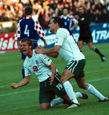 40 000 видяха победата над Хърватия през 2002 година, време е за нова!
