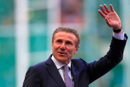 Преизбраха Бубка за трети път за президент на Украинския олимпийски коминтет