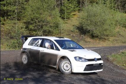 Продрайв подготвят рали версия на VW Голф