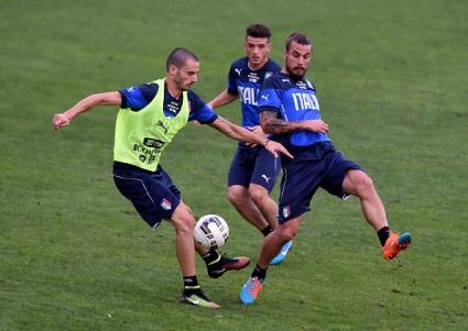 """Напрежението в """"Скуадра адзура"""" след дербито Ювентус - Рома продължава"""
