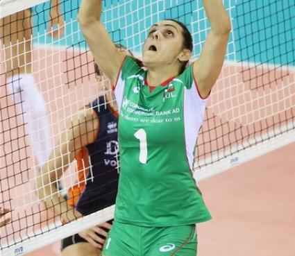 Шампионът на Германия привлече българска националка