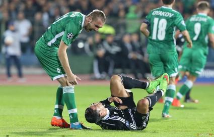 Голяма подигравка с Кристиано за плача му срещу Лудогорец