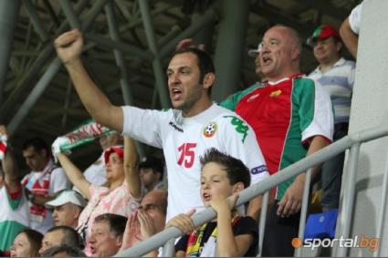 Изкупиха 15 000 билета за България - Хърватия, чакат се 30 хиляди на стадиона