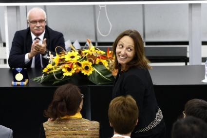 Министър Раданова откри два международни конгреса в НСА