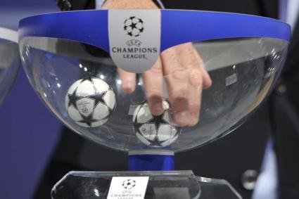 Промени при жребия в Шампионската лига