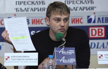 Георги Градев брани ЦСКА (Москва) в УЕФА