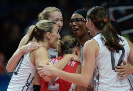 САЩ мечтае за полуфиналите след 3:1 над Русия