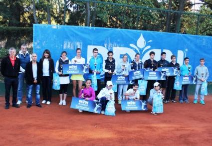 """Големите тенис надежди на България се включват в """"Devin Masters"""""""