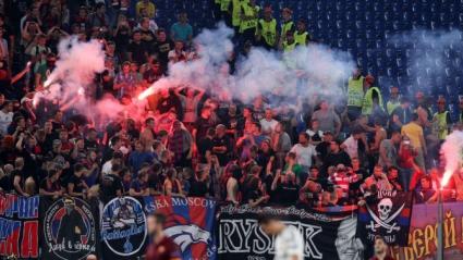 ЦСКА Москва подаде жалба срещу наказанието на УЕФА за расизъм
