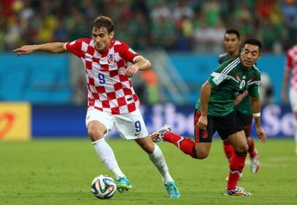 Футболист на Хърватия се разсърди, че е резерва срещу България и напусна
