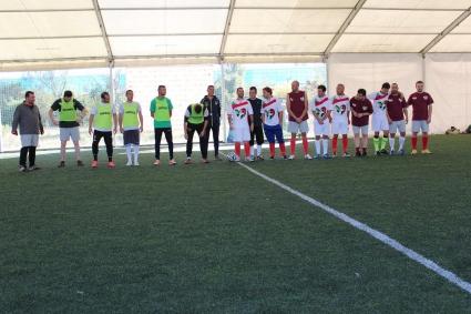 Звездите на България се включиха във футболен турнир