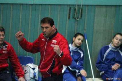 Петър Дочев: Ще търсим много по-добро класиране от миналия сезон