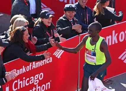 Кенийски триумф в маратона на Чикаго