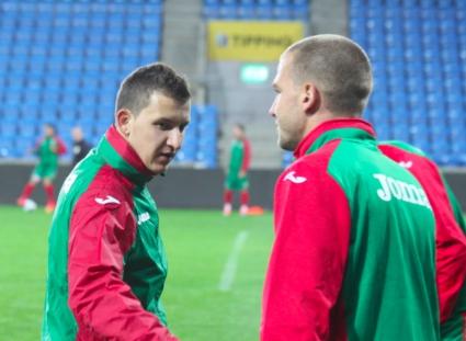 Националите тренираха в пълен състав в Осло