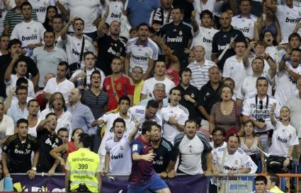 "Барса към Реал: И ние сме аплодирали ваши играчи на ""Камп Ноу"""