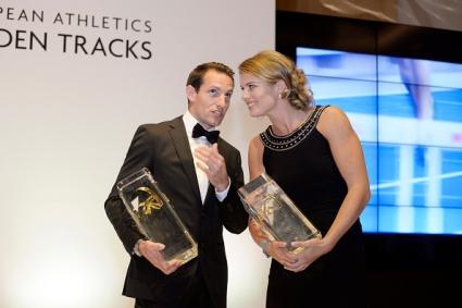 Лавийени и Схипърс най-добри атлети в Европа за 2014 г.