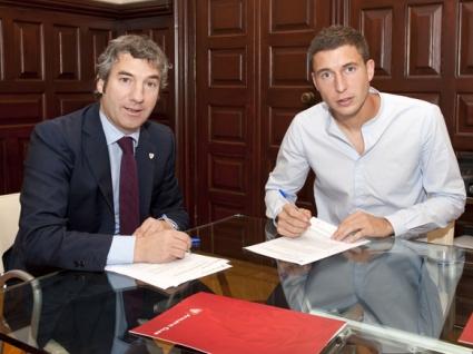 Атлетик Билбао сложи цена от 40 млн. на Де Маркос