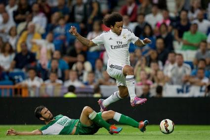 Марсело: Искам да играя за Ювентус