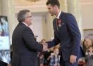 Световните шампиони бяха наградени от президента на Полша (ГАЛЕРИЯ)