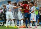 10 от Марсилия удържаха Ланс
