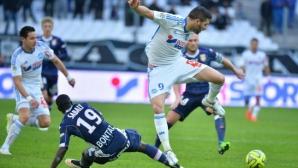 Жиняк донесе трудна, но важна победа за Марсилия